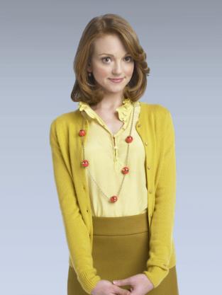 Jayma Mays as Emma