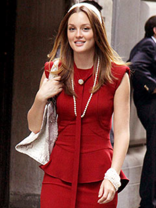 A Leighton in Red