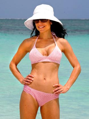 Bethenny Frankel, Bikini