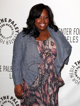 Amber Riley at PaleyFest