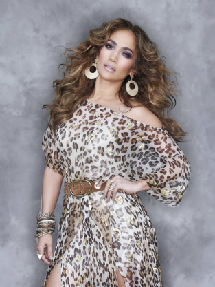 Jennifer Lopez Idol Pic