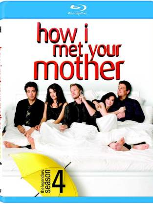 How I Met Your Mother Season 4 Blu-Ray