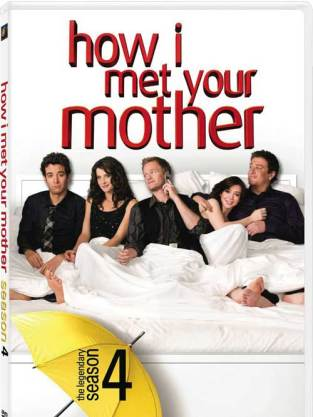 How I Met Your Mother Season 4 DVD