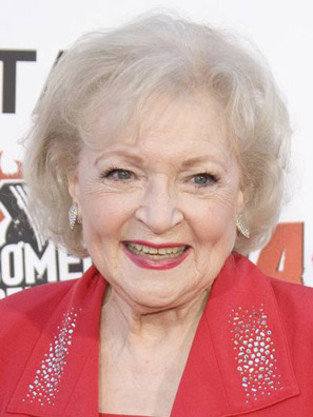 Betty White Pic