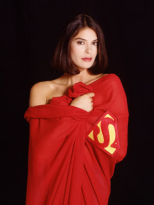 Teri Hatcher on Superman