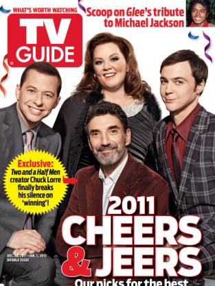 TV Guide Magazine Cover