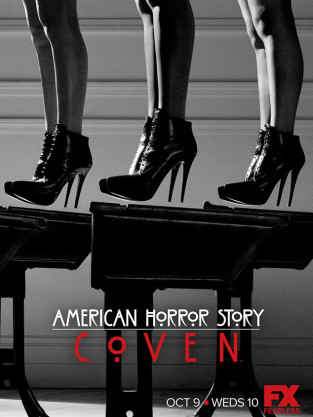 American Horror Story: Coven Art Work