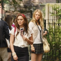 The Gossip Girl Queen is ...