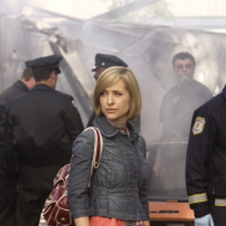 Allison Mack as Chloe