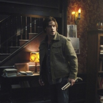 Jared Padlecki is Sam Winchester