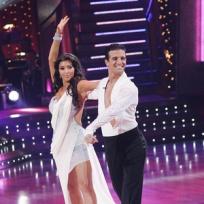Kim Kardashian, Mark Ballas