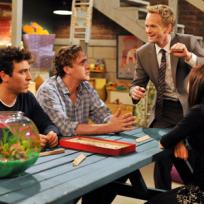 Give Barney His Daps