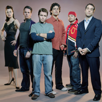 The entourage gang