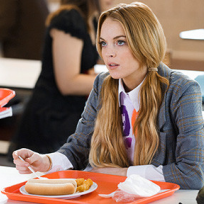 Lindsay Lohan is Kimmie Keegan