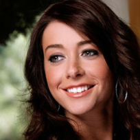 Alyson Hannigan as Lily Aldrin