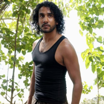 Naveen Andrews as Sayid