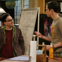 Sheldon and Leonard