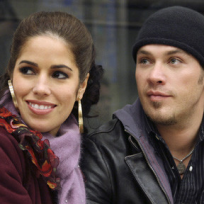 Santos and Hilda on Subway