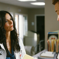 Dr. Cox and Dr. Maddox