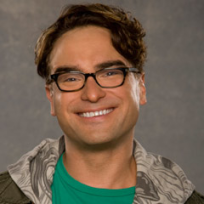 Johnny Galecki as Leonard Hofstadter