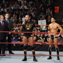 Orton in the Ring