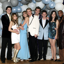 The One Tree Hill Cast
