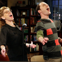 Sheldon and mrs hofstadter sing