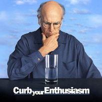 Curb Your Enthusiasm Title Card