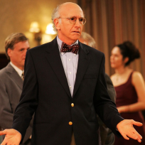 Larry david as himself