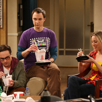 Sheldon Lost His Seat