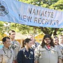 Namaste New Recruits