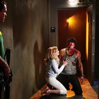 Sarah Runs to Cole