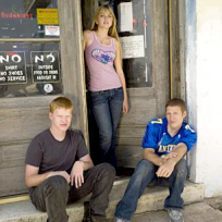 Julie, Landry and Matt