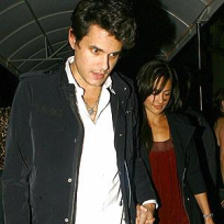 Minka Kelly, John Mayer