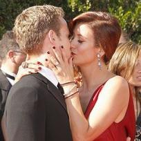 Kate and Alex Kiss