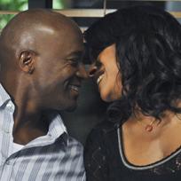 Naomi and Sam Kiss