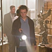 Sam and Morgan Investigate