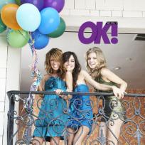 Shenae Grimes, Jessica Stroup and AnnaLynne McCord