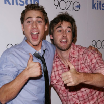 Dustin Milligan, Ryan Eggold