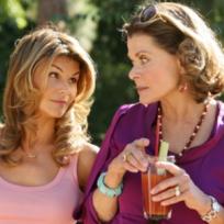 Debbie and Tabitha