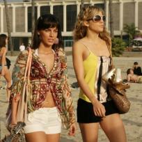 Adrianna and Naomi