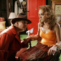 Jayma Mays on Pushing Daisies