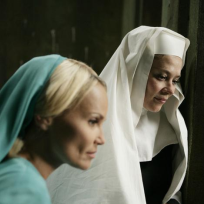 Pair of Fake Nuns