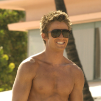 Robert Buckley Shirtless