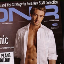 Robert Buckley on DNR Cover
