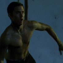Peter Petrelli Shirtless