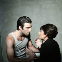 Sylar and Angela