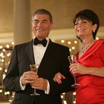 Angela and Arthur Petrelli