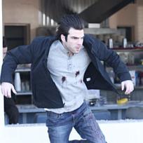 Sylar Escapes!