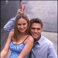 Sharon Case, Josh Morrow